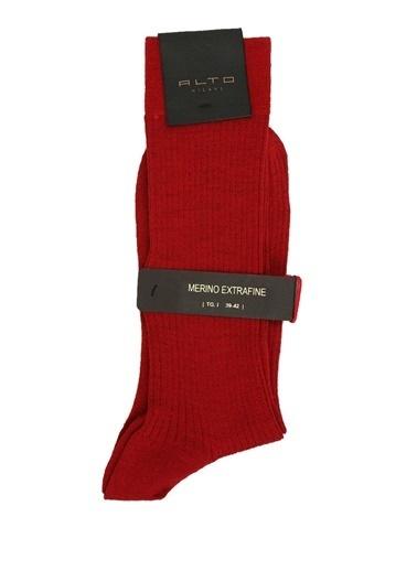 Alto Socks Çorap Kırmızı